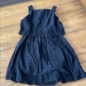 Crewcuts Black Girls (8) Dress